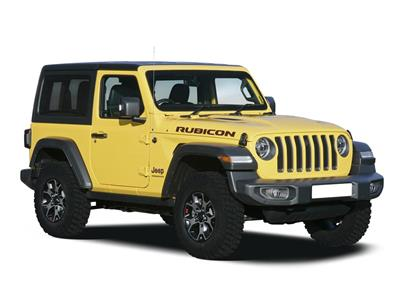 JEEP WRANGLER HARD TOP (2018) 2dr 2.0 GME Rubicon 2dr Auto8