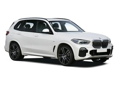 BMW X5 ESTATE (2018) 5dr xDrive40i M Sport 5dr Auto