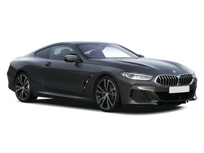 BMW 8 SERIES DIESEL COUPE 2dr 840d xDrive 2dr Auto