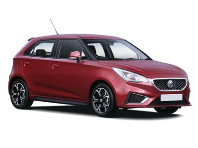 MG MOTOR UK MG3 HATCHBACK (2018) 5dr
