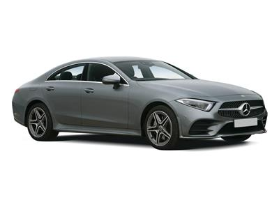 MERCEDES-BENZ CLS COUPE (2018) 4dr