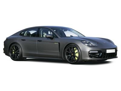 PORSCHE PANAMERA HATCHBACK SPECIAL EDITIONS 5dr 2.9 V6 4 E-Hybrid 10 Years Edition 5dr PDK