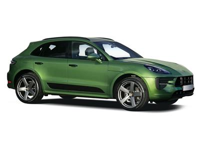 PORSCHE MACAN ESTATE (2018) 5dr