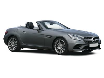 MERCEDES-BENZ SLC ROADSTER SPECIAL EDITION 2dr SLC 200 Final Edition Premium 2dr 9G-Tronic