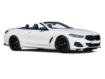 BMW 8 SERIES CONVERTIBLE 2dr 840i sDrive 2dr Auto