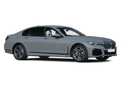 BMW 7 SERIES SALOON (2019) 4dr