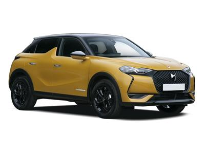 DS DS 3 CROSSBACK HATCHBACK (2019) 5dr