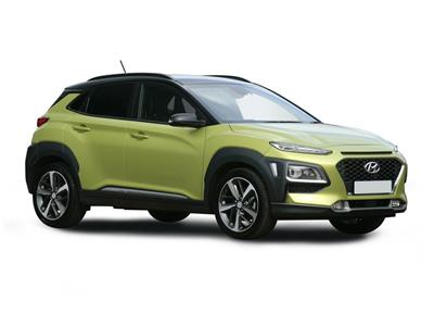 HYUNDAI KONA ELECTRIC HATCHBACK 5dr 150kW Premium SE 64kWh 5dr Auto [10.5kW Charger]