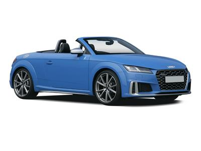 AUDI TT ROADSTER SPECIAL EDITIONS 2dr 45 TFSI Quattro TT 20 Years 2dr S Tronic
