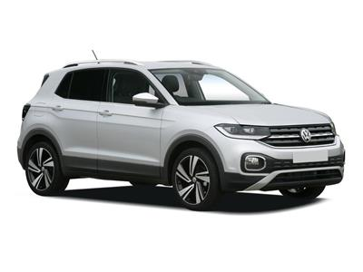 VOLKSWAGEN T-CROSS ESTATE (2019) 5dr 1.0 TSI 115 SEL 5dr DSG