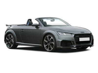 AUDI TT RS ROADSTER 2dr