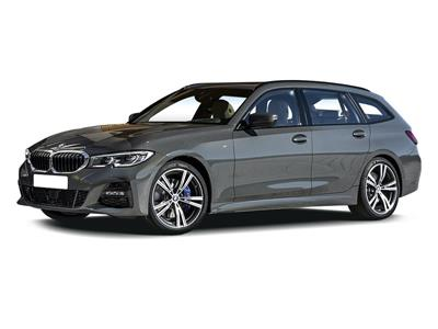 BMW 3 SERIES DIESEL TOURING 5dr 320d M Sport 5dr [Tech pack]