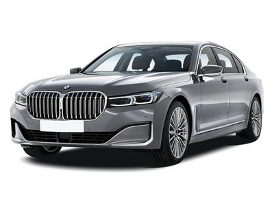 BMW 7 SERIES SALOON 4dr 750i xDrive 4dr Auto