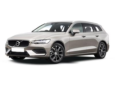 VOLVO V60 SPORTSWAGON 5dr 2.0 T6 Recharge PHEV R DESIGN 5dr AWD Auto