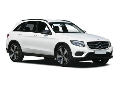 MERCEDES-BENZ GLC DIESEL ESTATE 5dr GLC 220d 4Matic Sport 5dr 9G-Tronic