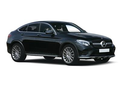 MERCEDES-BENZ GLC AMG COUPE 5dr GLC 63 S 4Matic+ 5dr MCT