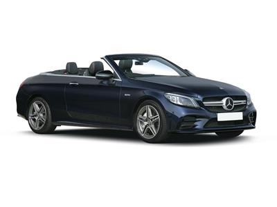 MERCEDES-BENZ C CLASS AMG CABRIOLET SPECIAL EDITIONS 2dr C43 4Matic Night Ed Premium Plus 2dr 9G-Tronic
