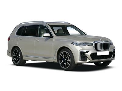 BMW X7 ESTATE 5dr