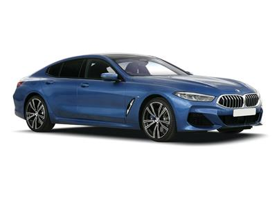 BMW 8 SERIES GRAN COUPE 4dr 840i [333] sDrive M Sport 4dr Auto