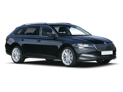 SKODA SUPERB DIESEL ESTATE 5dr 2.0 TDI CR SE 5dr