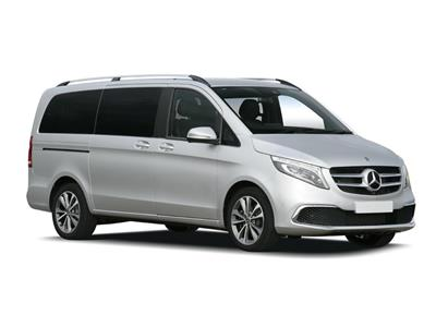 MERCEDES-BENZ V CLASS DIESEL ESTATE (2019) 5dr
