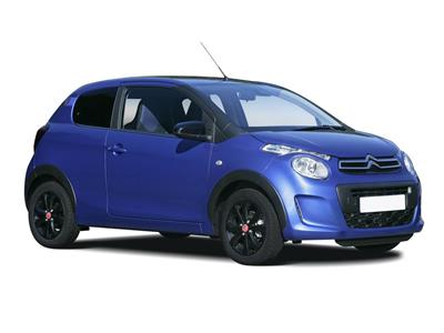 CITROEN C1 HATCHBACK 3dr