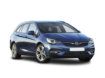 VAUXHALL ASTRA DIESEL SPORTS TOURER 5dr 1.5 Turbo D Business Edition Nav 5dr