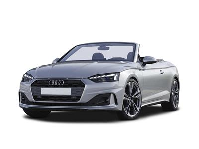 AUDI A5 CABRIOLET SPECIAL EDITIONS 2dr 40 TFSI Edition 1 2dr S Tronic [Comfort+Sound]