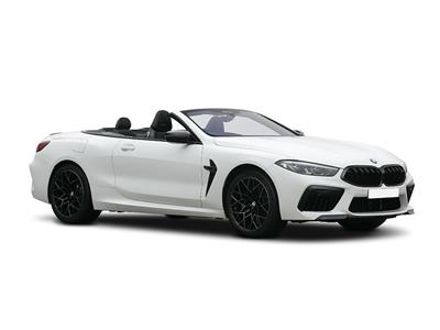 BMW M8 CONVERTIBLE 2dr M8 Competition 2dr Step Auto