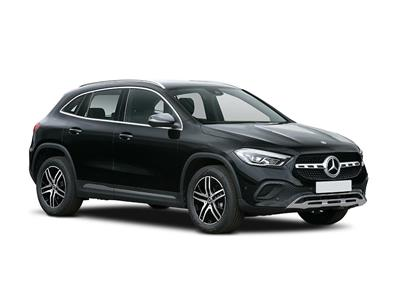 MERCEDES-BENZ GLA HATCHBACK SPECIAL EDITIONS 5dr GLA 250e Exclusive Edition Premium Plus 5dr Auto