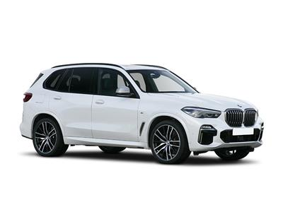 BMW X5 M ESTATE SPECIAL EDITIONS 5dr xDrive X5 M Competition First Ed 5dr Step Auto