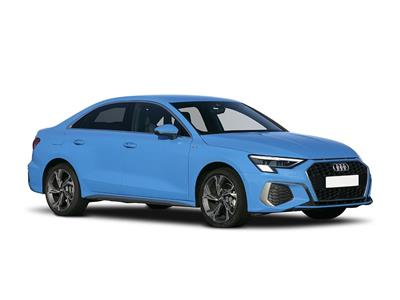 AUDI A3 SALOON SPECIAL EDITIONS 4dr 35 TDI Edition 1 4dr