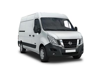 NISSAN NV400 F39 L3 DIESEL (2014) dr 2.3 dCi 165ps H2 SE Trabus Window Van