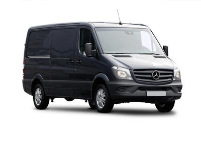 MERCEDES-BENZ SPRINTER 319CDI EXTRA LONG DIESEL (2013) dr 3.5t BlueEFFICIENCY High Roof Van