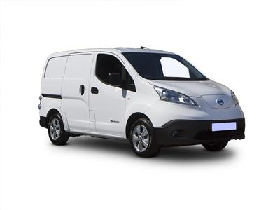 NISSAN e-NV200 ELECTRIC dr 80kW Visia Van Auto 40kWh