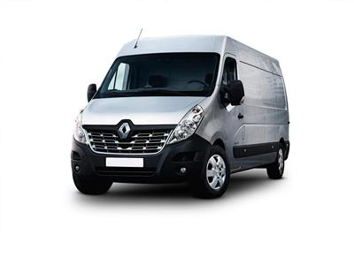 RENAULT MASTER ZE LWB ELECTRIC (2018) dr LL31 57KW Business Low Roof Platform Cab Auto