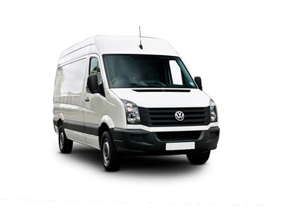 VOLKSWAGEN CRAFTER CR35 MAXI LWB DIESEL (2006) dr 2.0 TDI BlueMotion Tech 114PS High Roof Van