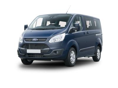 FORD TRANSIT CUSTOM TOURNEO L2 DIESEL FWD (2012) dr 2.0 TDCi 105ps Low Roof 8 Seater Zetec