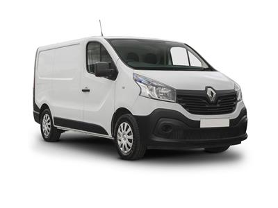 RENAULT TRAFIC SWB DIESEL (2014) dr SH29 ENERGY dCi 125 High Roof Business Van