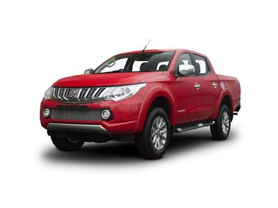 MITSUBISHI L200 SPECIAL EDITIONS dr Double Cab DI-D 181 Challenger 4WD Auto