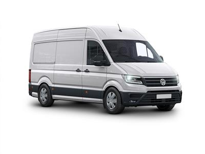 VOLKSWAGEN CRAFTER CR35 MWB DIESEL 4MOTION (2017) dr 2.0 TDI 177PS Startline Business High Roof Van