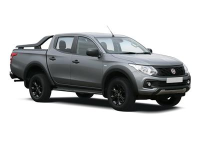 FIAT FULLBACK DIESEL SPECIAL EDITION dr 2.4 180hp Cross Double Cab Pick Up