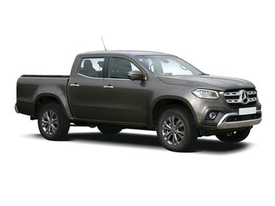 MERCEDES-BENZ X CLASS SPECIAL EDITIONS dr 250d 4Matic Element Double Cab Pickup Auto
