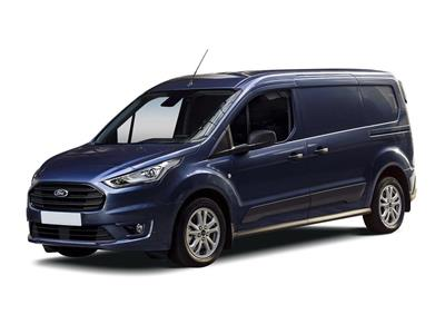FORD TRANSIT CONNECT 220 L1 DIESEL (2018) dr 1.5 EcoBlue 75ps D/Cab Van