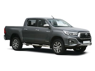 TOYOTA HILUX DIESEL (2016) dr Icon D/Cab Pick Up 2.4 D-4D [3.5t Tow]