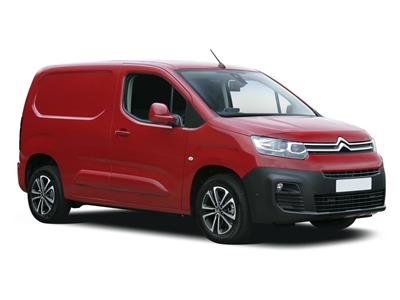 CITROEN BERLINGO M PETROL (2019) dr 1.2 PureTech 1000Kg Driver 110ps [Start stop]