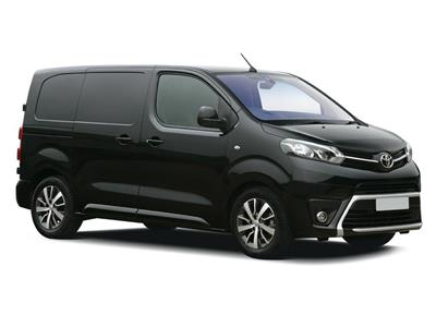 TOYOTA PROACE COMPACT DIESEL (2016) dr 1.5D 100 Icon Van