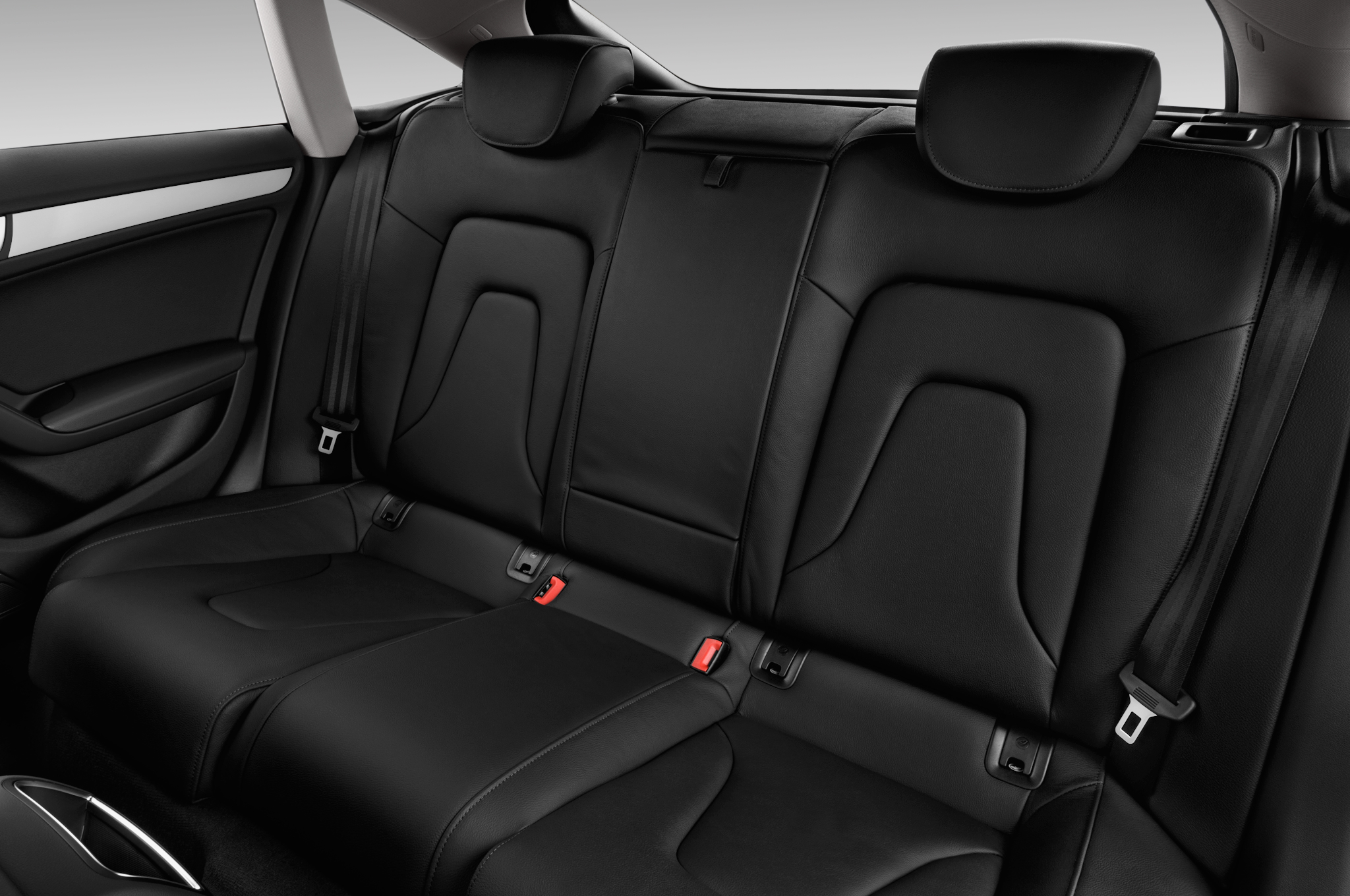 audi a5 sportback rear seat