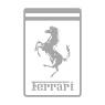 Ferrari Logo Grey