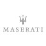 Maserati Logo Grey